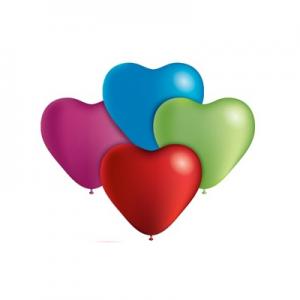 Balon srce 50 cm