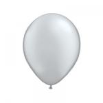 Balon srebrni