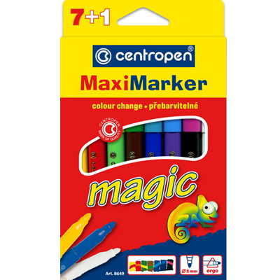 FLOMASTER 8649-08 MAGIC MAXI