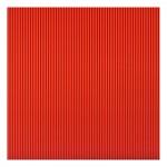 Papir rebrasti crveni