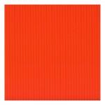 Papir rebrasti neon narandzasti