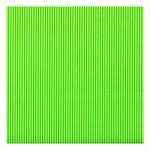 Papir rebrasti neon zeleni