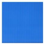 Papir rebrasti svetlo plavi