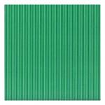 Papir rebrasti tamno zeleni