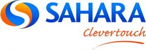 Sahara Clevertouch Logo CMYK